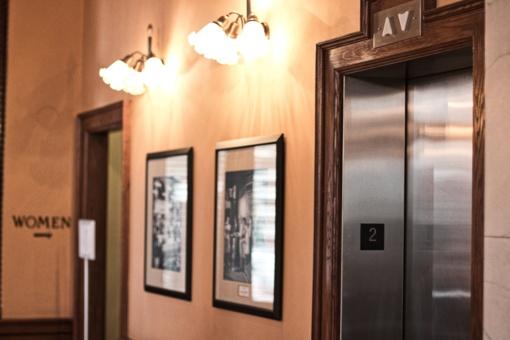 Popiežius Vatikane buvo įstrigęs lifte