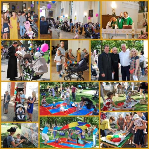 Vežimėlių ir vaikystės šventė