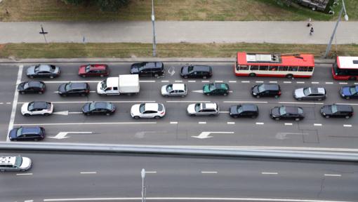 """Vilniuje filmuojamas serialas """"Jaunasis Volanderis"""", centre bus ribojamas eismas"""