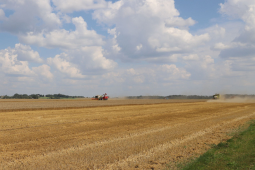 Žemės ūkio specialistai supažindinti su naujovėmis