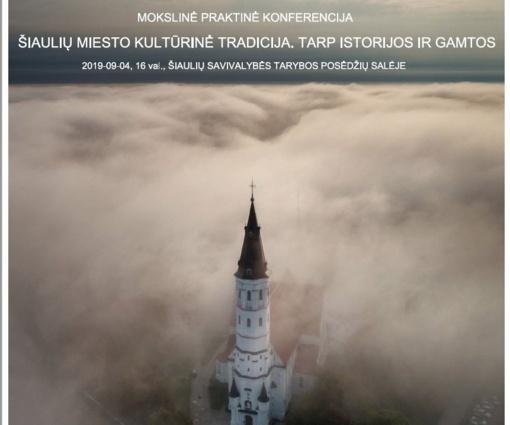 """Miesto šventę """"Šiaulių dienos 783"""" pradės architektų konferencija"""