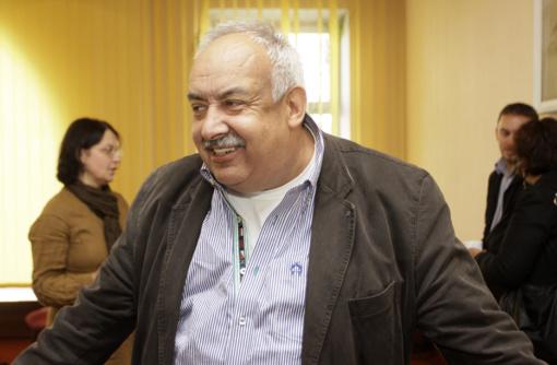 Aktoriui ir režisieriui A. Večerskiui – 70