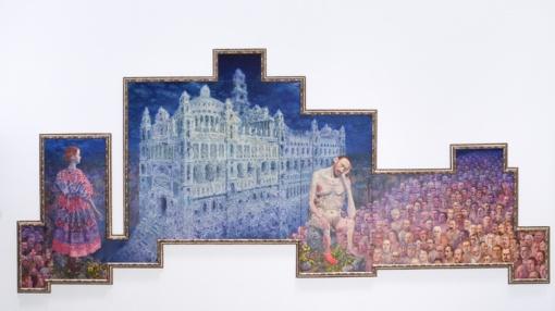 MO muziejuje – garsusis Šarūno Saukos paveikslas