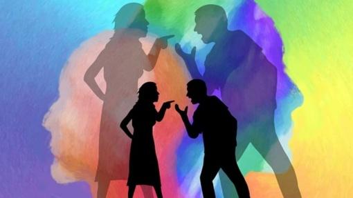 Kaip kalbėti ir elgtis, kai vyras peržengia leistinas ribas