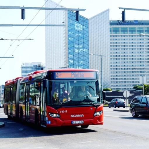 Rugsėjo 6-7 d. Laisvės prospekte keisis eismas ir viešojo transporto eismo organizavimas