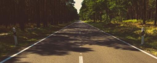 Vilniaus rajono Pagirių kaimo Durpių gatvėje diegiamos eismo saugos ir aplinkos apsaugos priemonės