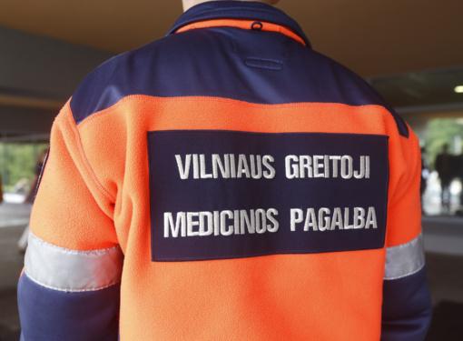 Vilniuje moteris partrenkė pėsčiąjį