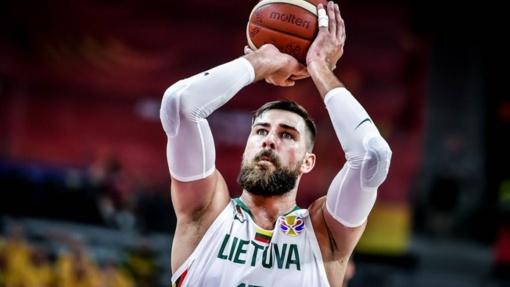 Prasideda kova dėl ketvirtfinalio: Lietuva – Australija