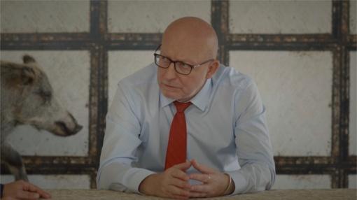 """Arūnas Valinskas vaidins antrajame """"Rimtų reikalų"""" sezone:  vaidmuo grąžino į politiką"""