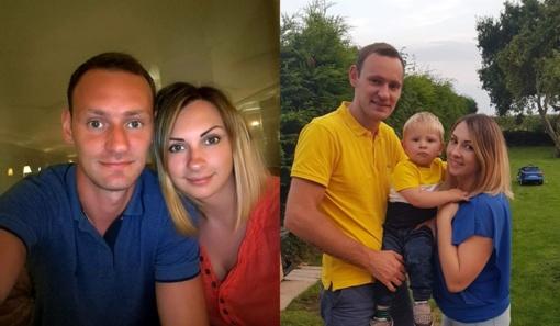 Protu nesuvokiamas įvykis: prie mįslingai mirusių latvių šeimos paliktas 2 metų vaikas