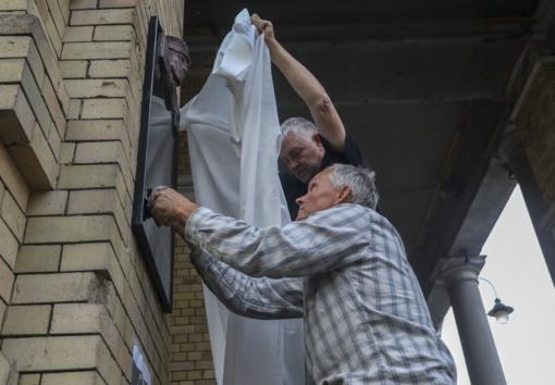 Ginant viešąjį interesą atliktas papildomas tyrimas dėl atminimo lentos nuėmimo ir alėjos pervadinimo Vilniuje