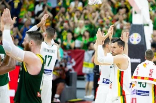 Dėl krepšinio čempionato – rekordinis lažybininkų skaičius