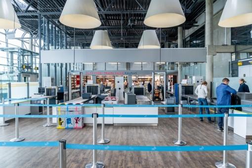 Keleivių saugumo patikra oro uoste: kaip ją įveikti per keletą minučių?