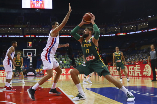 Lietuvos krepšininkai pasirodymą pasaulio čempionate užbaigė užtikrinta pergale