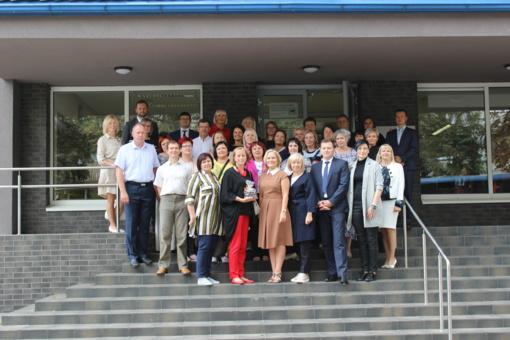 Teisėjai iš Latvijos Šiauliuose domėjosi Lietuvos teismų reforma ir teismine mediacija