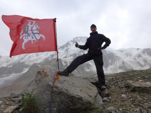 Giedrius Juzukonis: kalnuose išmokau save pagauti dienos bėgime