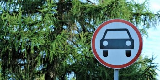 Penktadienį eismas bus stabdomas Raudonkalnio, šeštadienį – S. Dariaus ir S. Girėno g.
