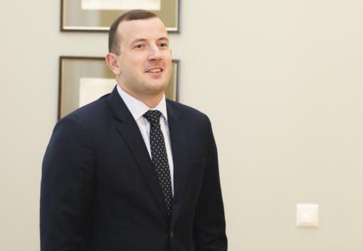 V. Sinkevičius Europos Komisijoje bus atsakingas už aplinką ir vandenynus