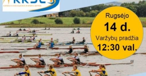Kupiškio ilgo nuotolio regata ir LIF taurės III etapas