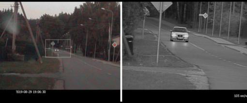 Šalčininkų policija drausmino eismo taisykles pažeidinėjančius vairuotojus