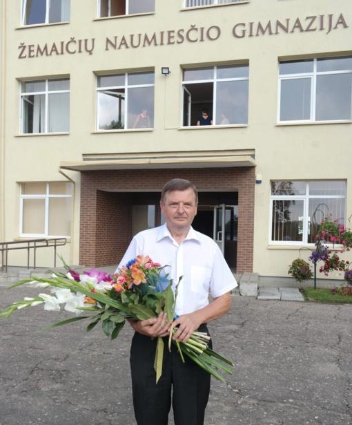 Žemaičių Naumiesčio gimnazija liko be direktoriaus
