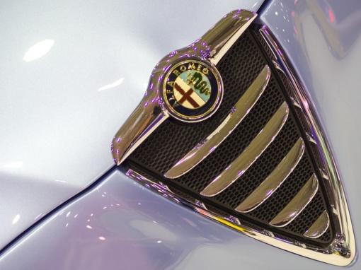 Tauragės rajone rastas iš Prancūzijos pavogtas automobilis