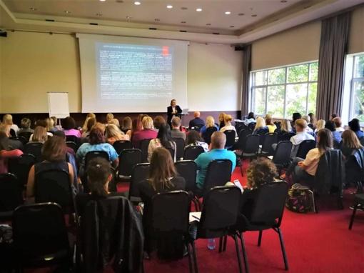 Konferencijoje atkreiptas dėmesys į ligonių kasų apmokamas psichoterapijos paslaugas