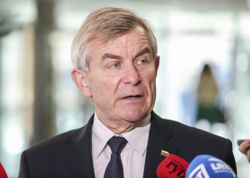 V. Pranckietis žada kreiptis į Konstitucinį Teismą