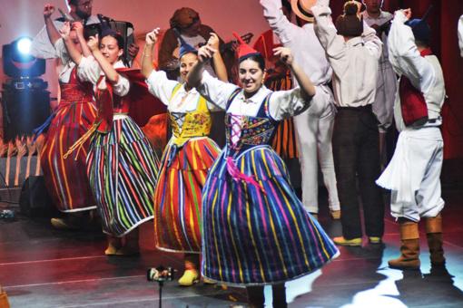 """Tarptautinio folkloro konkurso-festivalio """"Saulės žiedas"""" baigiamasis koncertas – per LRT televiziją!"""