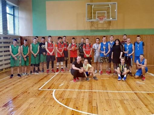 Krepšinio turnyras Vaiguvoje