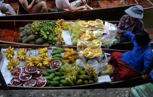 Kokio maisto tikėtis Tailande?
