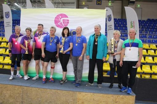 Antrasis XII Lietuvos seniūnijų sporto žaidynių etapas Utenoje