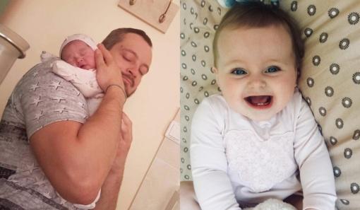 Arūnas Valinskas jaunesnysis atskleidė, kas pasikeitė po dukros gimimo