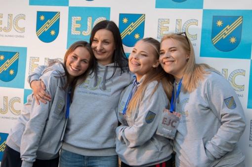 Elektrėnų savivaldybės jaunimo reikalų koordinatorė Neringa Pulauskienė: geriausias darbo atlygis – degančios jaunimo akys