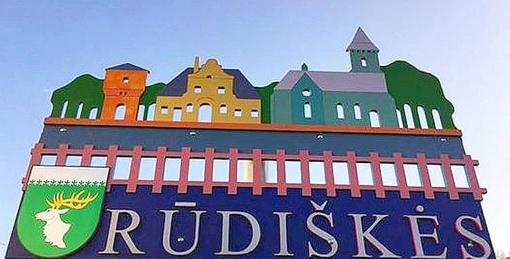 Rugsėjo 14 d. Rūdiškėse bus laikinai apribotas eismas