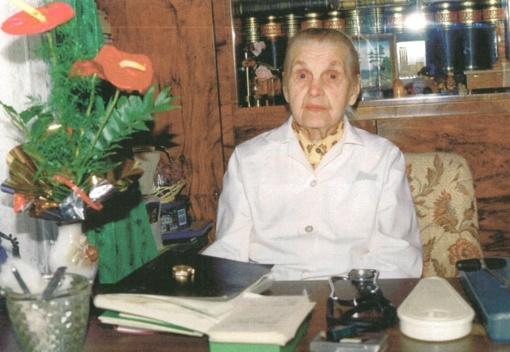 Minėsime nusipelniusios gydytojos, kraštietės Teklės Bružaitės 110-ąsias gimimo metines