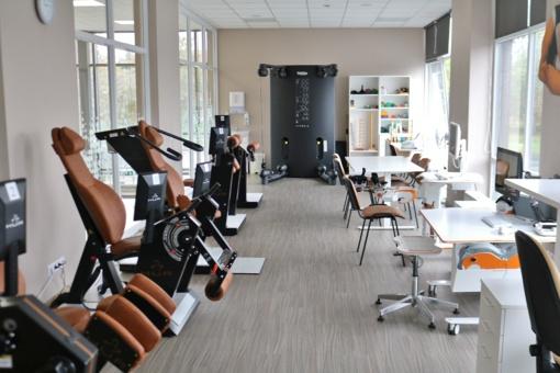 Reabilitacijos centro pacientams – nauja ir moderni įranga