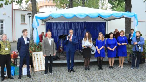 """Tauragės krašto muziejus """"Santaka"""" tapo moderniu visuomenės laisvalaikio centru"""