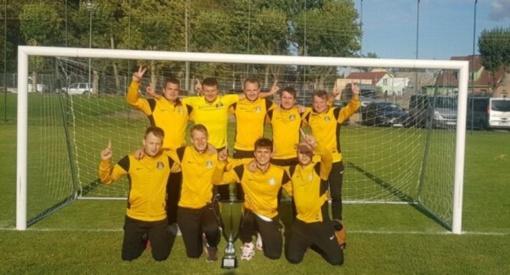 Jurbarke įvyko Lietuvos mažojo futbolo čempionatas
