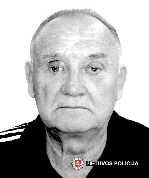 Trakų rajone dingo insultą patyręs vyras. Gal kas matėte?