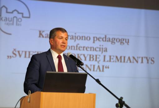 Savivaldybių jungimas: galimos pasekmės Kauno rajono švietimui