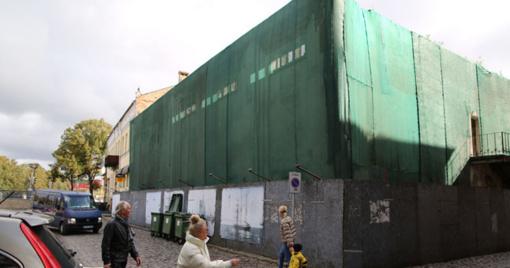 Apleistų pastatų sąrašas sutrumpėjo kone perpus