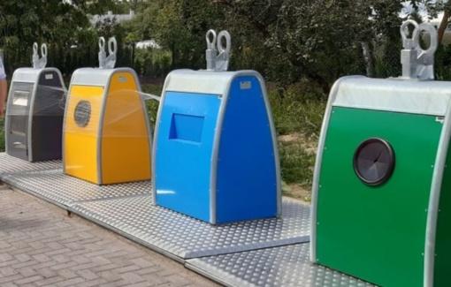 Nekokybiškai įrengtos požeminės atliekų konteinerių aikštelės bus sutvarkytos