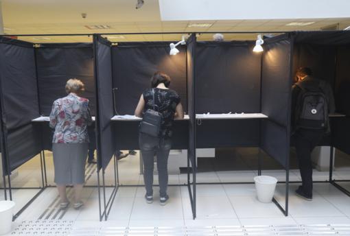 Savivaldybėse prasideda pakartotinis balsavimas iš anksto