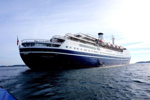 Pensininkai kokainą gabeno kruiziniu laivu