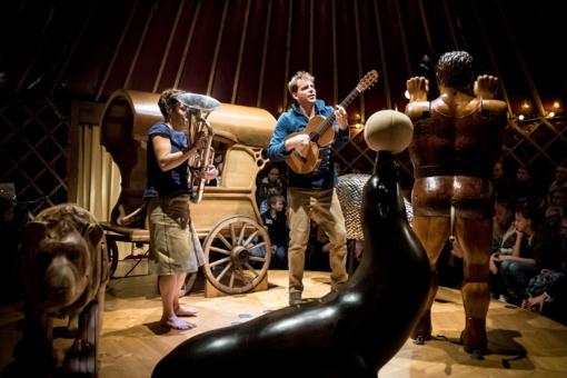Prancūziškas rugsėjis Neringoje: nuo virtuvės ir kino iki šiuolaikinio cirko