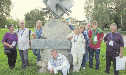 Kaišiadorių teatras sužibėjo Latvijoje