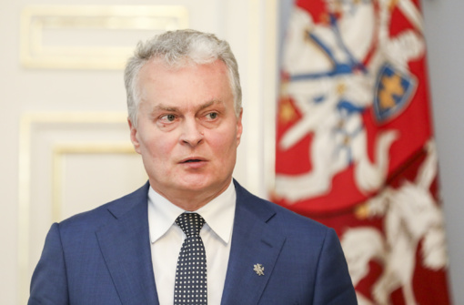 Visuomenininkų ryžto kovojant su Astravo AE reikėjo prieš dešimtmetį, sako G. Nausėda