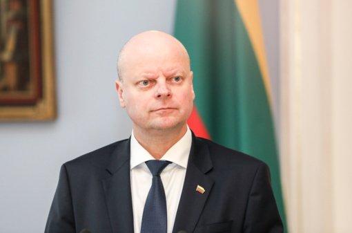 Lietuvoje dėl koronaviruso artimiausiu metu planuojama įvesti karantiną, –  teigia S. Skvernelis