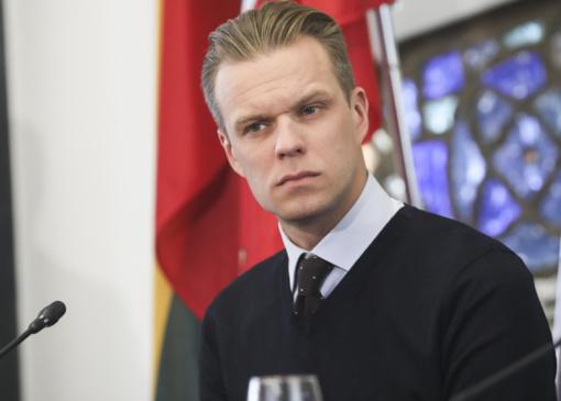 G. Landsbergis apgailestauja: V. Ušackas pasirinko ne pačios geriausios reputacijos bendrovę